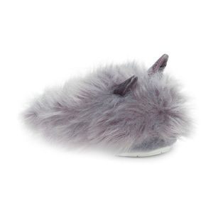 Steve Madden Furry GIRLS slipper